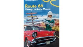 LocalLit book reivew: Explore Route 66 with book and app