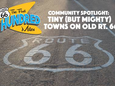 Community Spotlight Series: The Tiny (But Mighty) Towns of Old Rt. 66